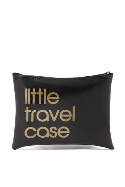 Little Travel Case Cosmetic Bag