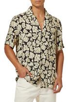 Rose Print Shirt