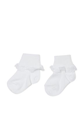 Lace Short Socks