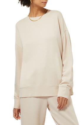 Essential Cotton Pullover