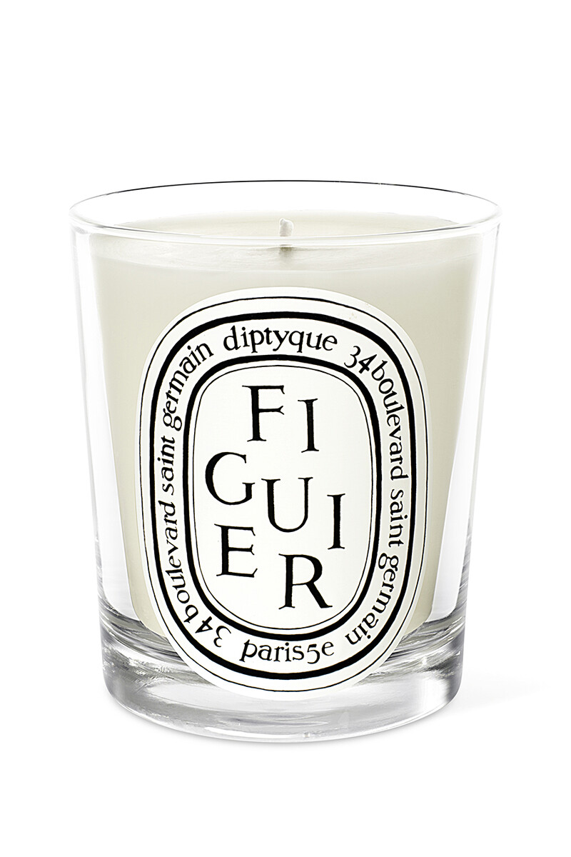 Figuier Verte Candle image number 1