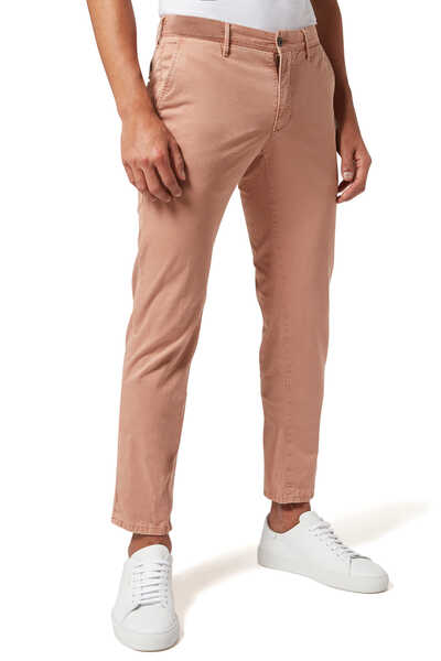 Gabardino Stretch Chino Pants