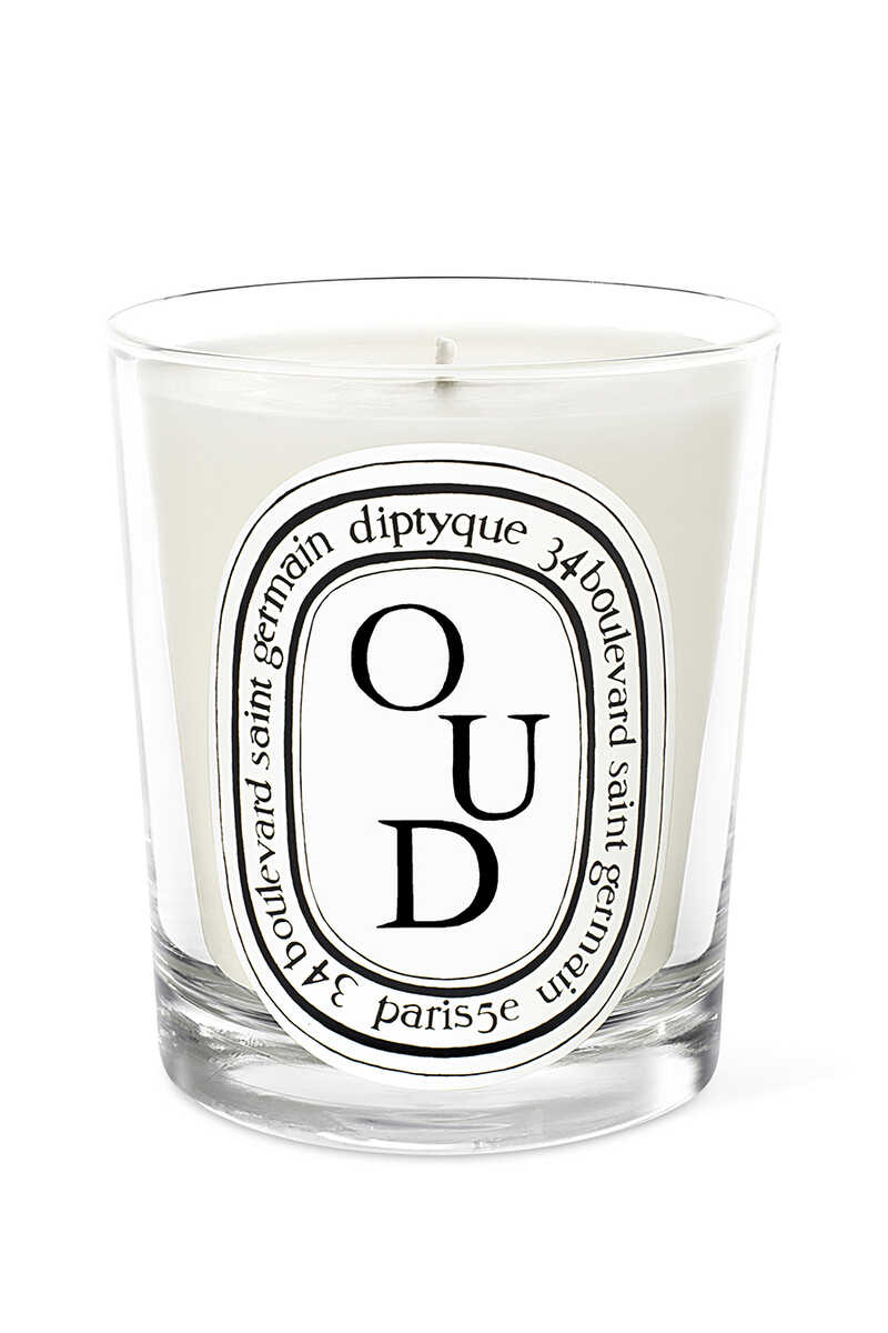 Oud Candle image number 1