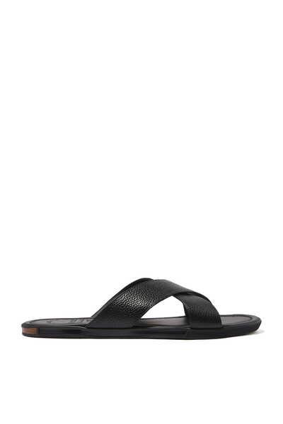Malindi Leather Sandals