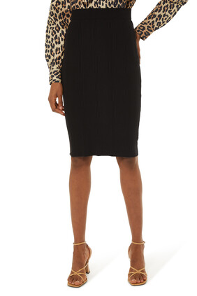 Jessica Knit Midi Skirt