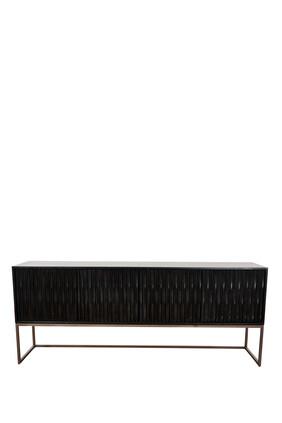 Charcoal Brayden Dresser