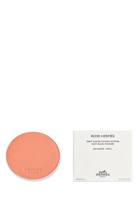Rose Hermès, Silky Blush Powder Refill