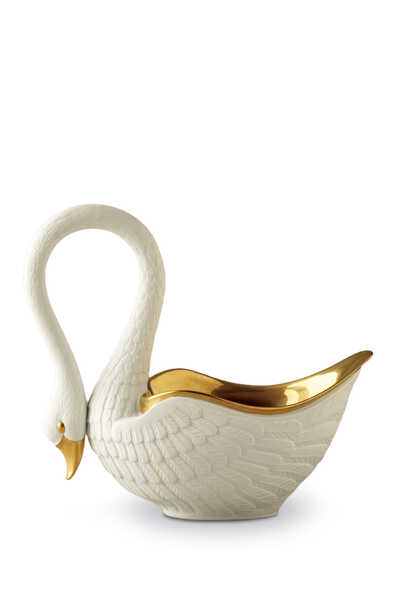 Large Swan Bowl