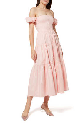 Elio Tiered Dress