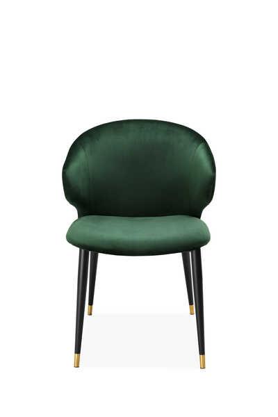 Volante Velvet Chair