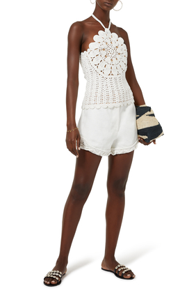Hamilton Linen Shorts