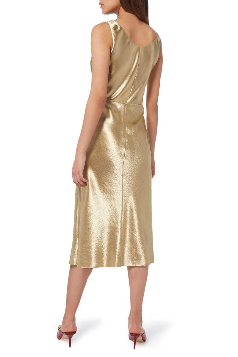 Metallic Tank Dress image number 7