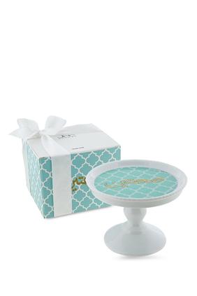 Bon Appetit Mini Cake Stand