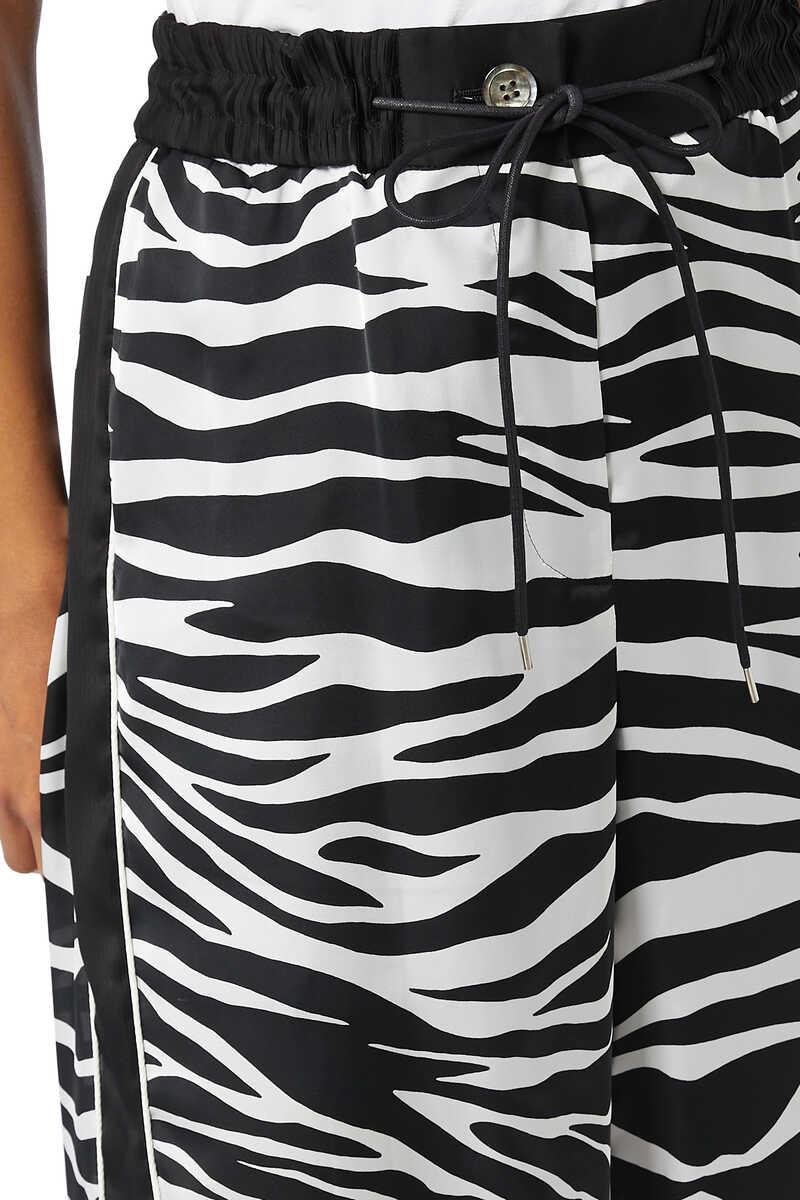 Zebra Print Pants image number 4