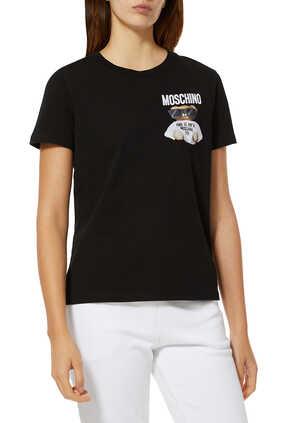 Micro Teddy Bear T-Shirt
