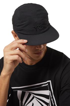 Y-3 RUNNING CAP:BLK:One Size