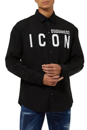 Icon Cotton Shirt