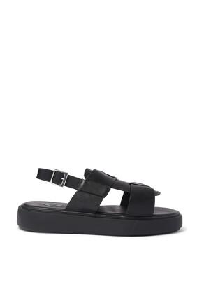 Wiley Heel Strap Sandals