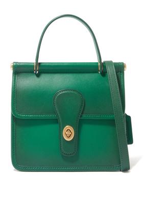 Willis Top Handle Bag