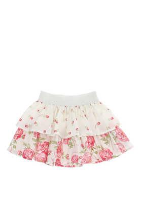 Romantic Rose Skirt