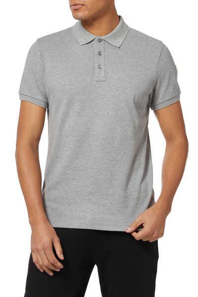 Double-Faced Collar Polo Shirt