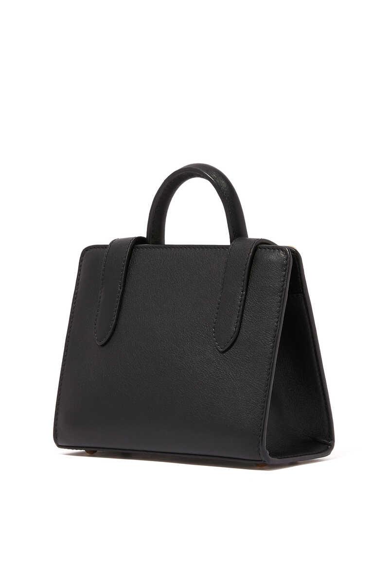 Calfskin Nano Tote Bag image number 4