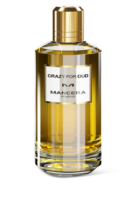 Crazy For Oud Eau de Parfum