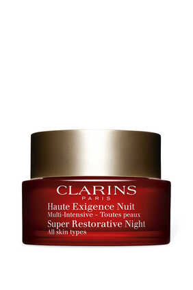 Super Restorative Night Cream for All Skin Types