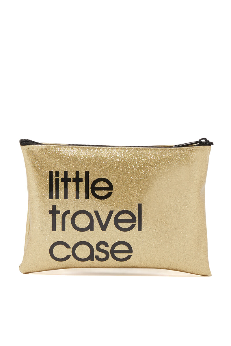 Little Travel Case Cosmetic Bag image number 1