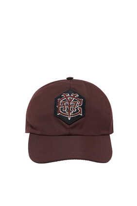 Embroidered Logo Baseball Cap