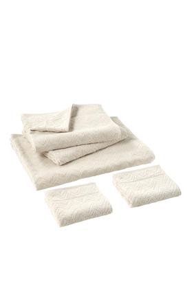 Plain Towel Set