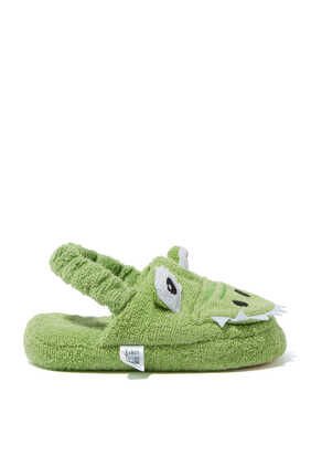 Alligator Slippers