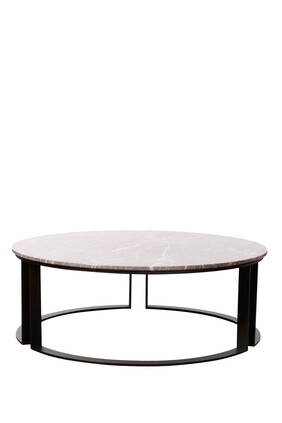 Parallel Marble Table