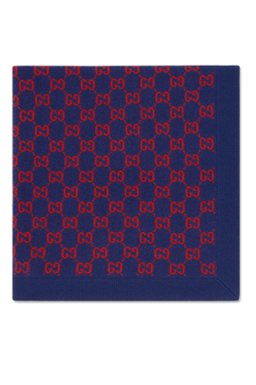 GG Wool Blanket