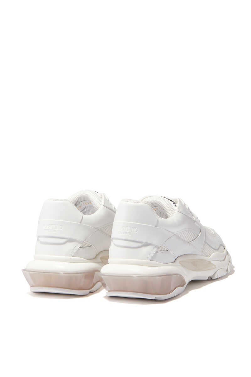 Valentino Garavani Bounce Chunky-Sole Sneakers image number 3