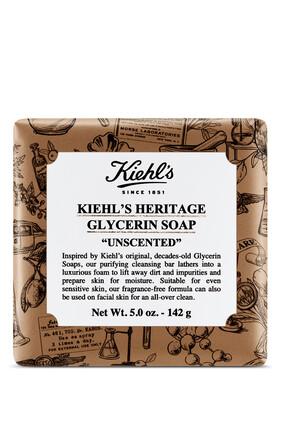Heritage Glycerin Soap