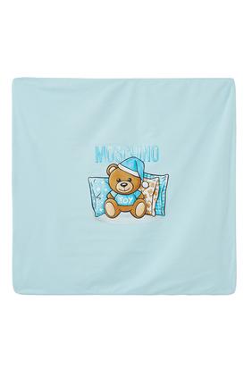 Bear Logo Blanket
