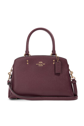 Lillie Leather Carryall