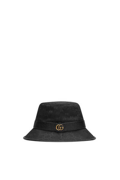 GG Canvas Bucket Hat