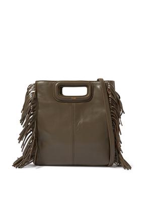 Fringed Tote Bag