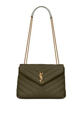 Small Loulou Chain Bag