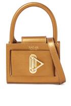 Lou Lou Metallic Leather Bag