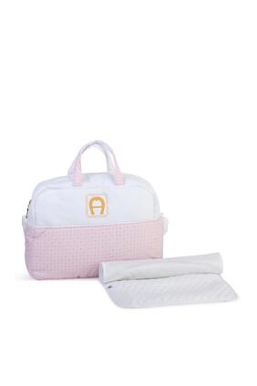 Logo Diaper Bag