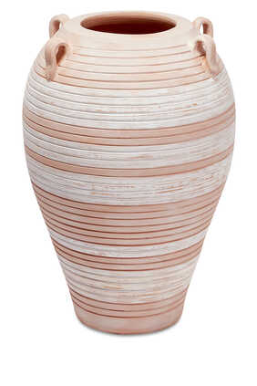 Terracota Dual Tone Vase