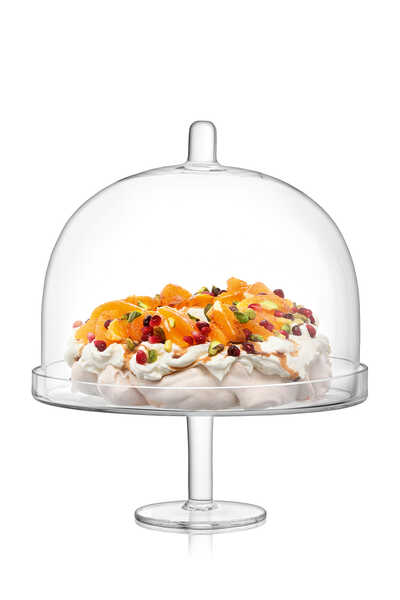 Serve Arch Cakestand and Dome
