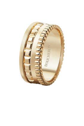 Quatre Radiant Edition Small Ring