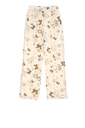 Jewel Print Pants