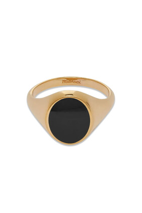 Heritage Gold Vermeil Ring