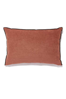 Vice Versa Chenille Cushion