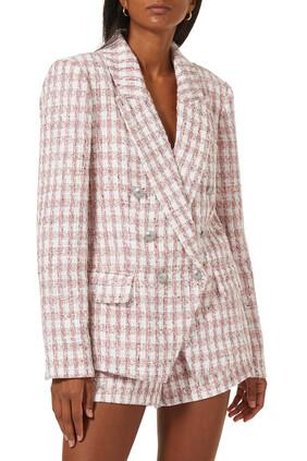Kenzie Tweed Blazers